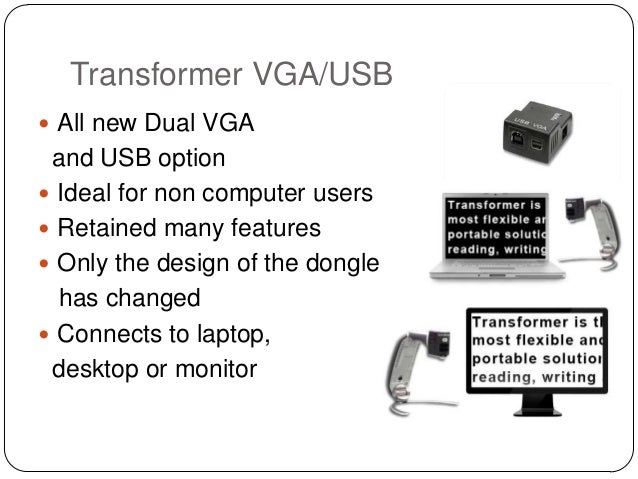 usb bridge manual acrobat enhanced vision