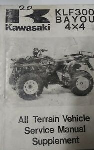 97 kawasaki prairie 400 4x4 repair manual