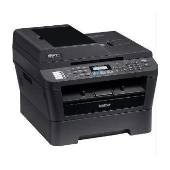 where is manual feed tray in vrother mfc 7860 printer