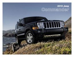 2007 jeep commander owners manual pdf