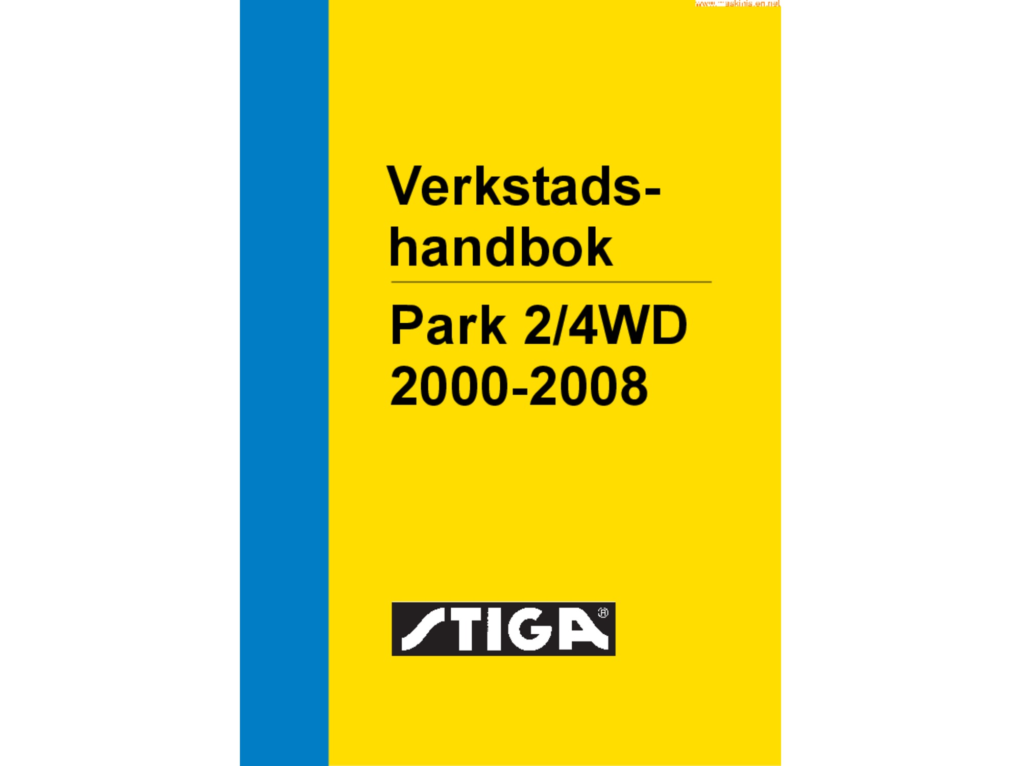 stiga park pro 16 workshop manual pdf