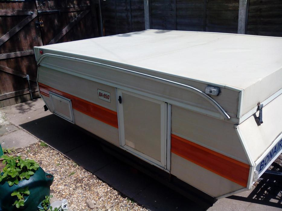 1980 bonair tent trailer manual