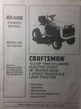 yardsman dls 3500 lawn mower manual