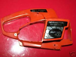 remington mighty mite 500 chainsaw manual