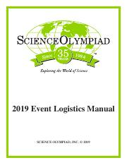 science olympiad division b rules manual 2018 pdf