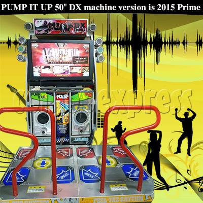 pump it up prime manual