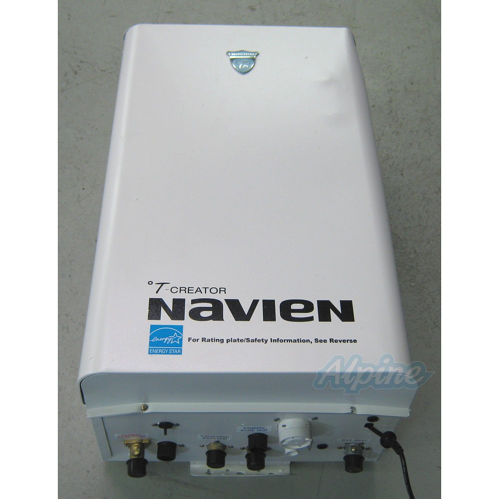navien cr 210a tankless water heater manual