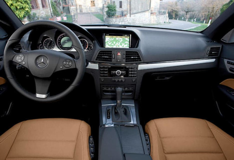 2011 mercedes e350 coupe owners manual