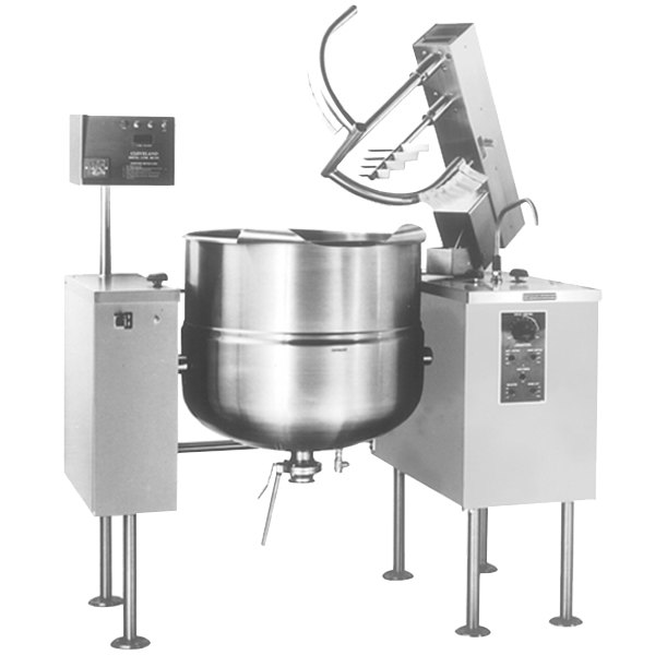 cleveland steam kettle parts manual