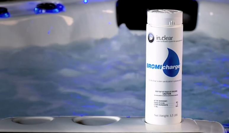 in.clear bromine salt system manual