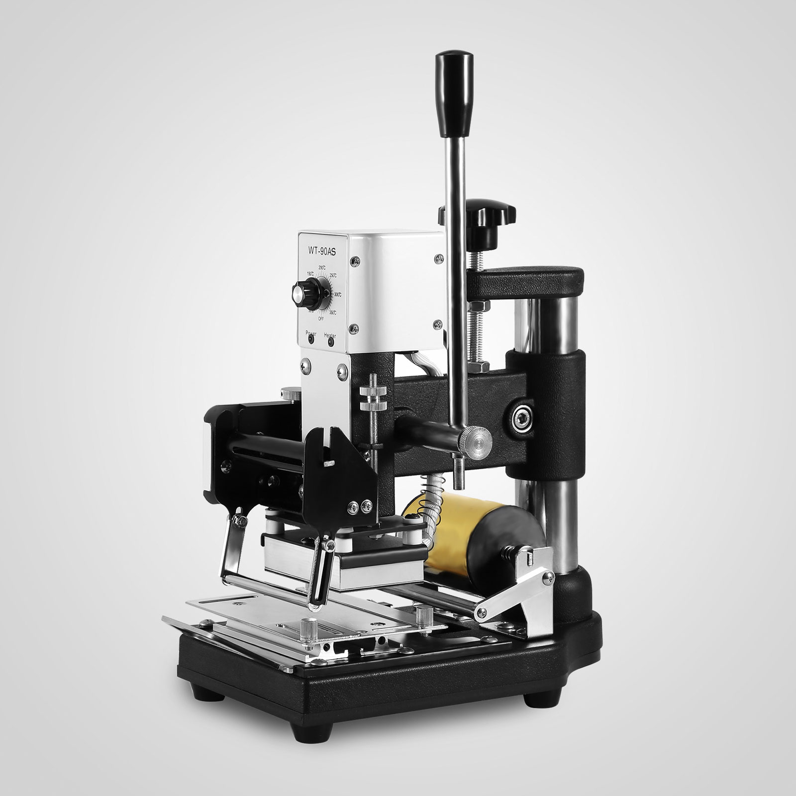 manual hot stamping machine for leather