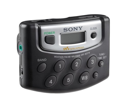 sony weather fm am walkman srf m37w manual